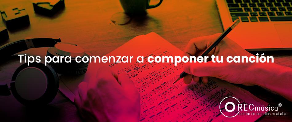 tips de cómo componer una canción