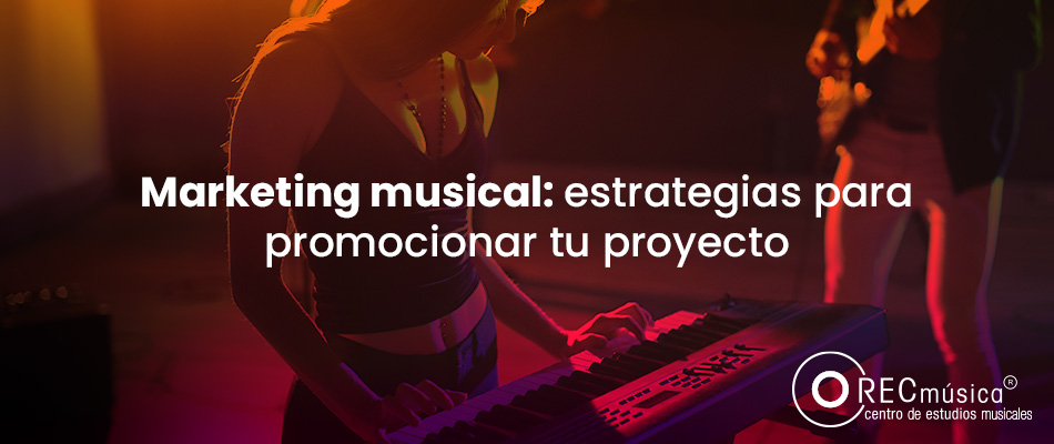 Marketing musical en Rec Múscia